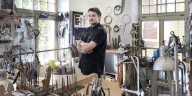 Šperkař a designér Martin J. Pouzar.