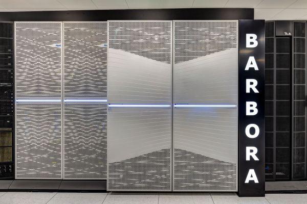 Poslední ze superpočítačů centra byl představen na začátku října 2019 adostal jméno Barbora.