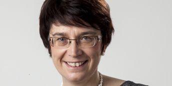 Prorektorka pro studijní záležitosti a zajišťování kvality Akademie múzických umění v Praze Daniela Jobertová.