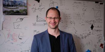 Petr Hurtík z z Ústavu pro výzkum a aplikace fuzzy modelování Ostravské univerzity