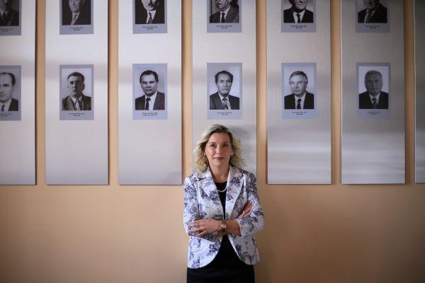 Danuše Nerudová povede Mendelovu univerzitu od 1. února 2018. Stane se tak historicky první rektorkou školy.