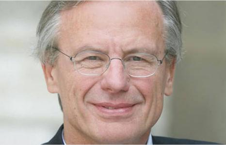 Vedoucí týmu expertů, profesor Georg Winckler.