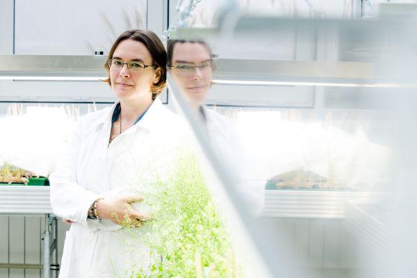 Francouzská vědkyně Hélene Robert Boisivonová působí vCeitecu Masarykovy univerzity.