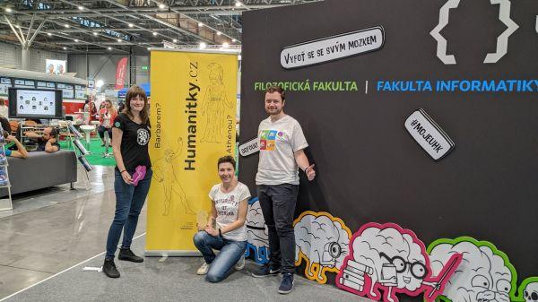 Foto týmu Humanitky.cz
