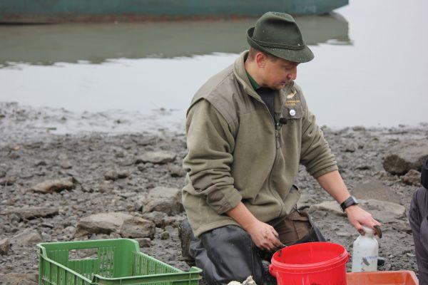 """Vědci nyní budou monitorovat výskyt sinic, organiky vsedimentu, množství ryb. """"Výsledkem bude kategorizace rybníků podle vybraných parametrů. Čím víc faktorů budeme mít, tím bude předpověď přesnější,"""" uvedl vedoucí výzkumného týmu Radovan Kopp."""