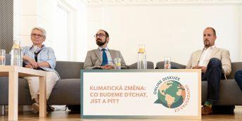 Třetí diskuzní setkání společensky zodpovědných univerzit se věnovalo klimatické krizi a jejím řešením v Česku.