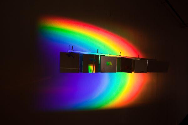 Jednoduchá věc – světelná instalace.