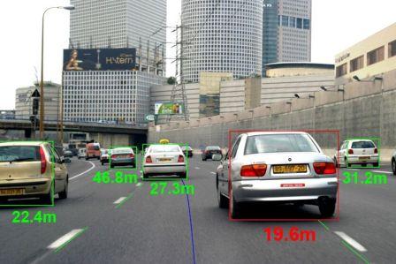 Mobileye je nejvýznamnější izraelskou firmou na poli inovací vdopravě. Její zařízení umožňuje autonomní jízdu vozidel na silnicích vběžném provozu. Systém rozezná blížící se nebezpečí ikolizi, umí řídit auto bez asistence řidiče. Vbřeznu firmu koupil americký Intel za 15,3 mld. dolarů. Jednalo se onejvětší akvizici špičkových technologií vhistorii Izraele.