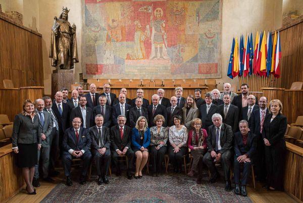 Česká konference rektorů 2018.