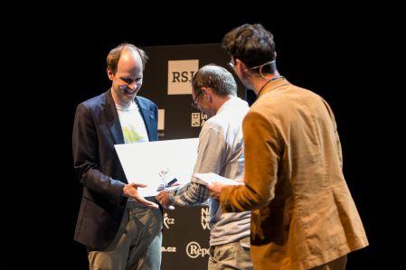 Daniel Sýkora zČVUT dostal cenu voblasti počítačových věd.