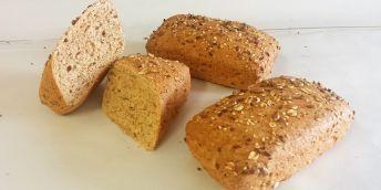 Z nového druhu pšenice, který vědci pojmenovali Červená Karkulka, se vyrábí i zdravý chleba.