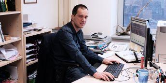 Překvapivě nejvíce se podvádí v technických oborech, říká Tomáš Foltýnek, spoluzakladatel evropského sdružení proti plagiátorství. Foto: Archiv T. Foltýnka