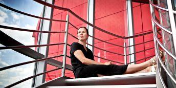 Julie Dobrovolná na Masarykově univerzitě zkoumá stres.