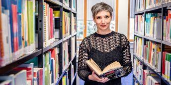 Kateřina Lišková získala loni excelentní grant EXPRO na výzkum expertiz v bývalém východním bloku.