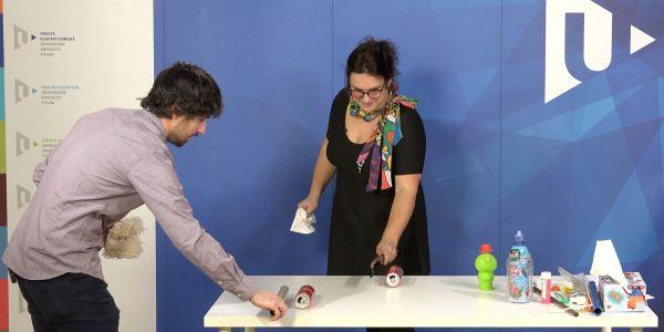 Živé vysílání Noci vědců doplní předtočené klipy srozhovory ipokusy.