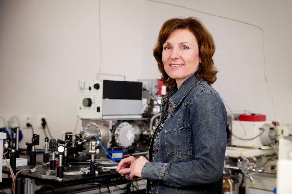 Jana Roithová bádá voblasti hmotnostní spektrometrie.
