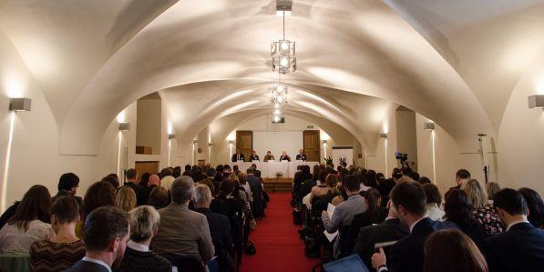 Konference okvalitě vysokých škol se konala vkvětnu vTelči.